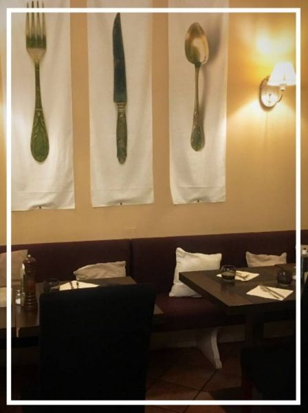 Le Restaurant - L'Altro - Restaurant Antibes